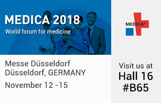 MEDICA 2018 - Exhibition & Conference - WONTECH